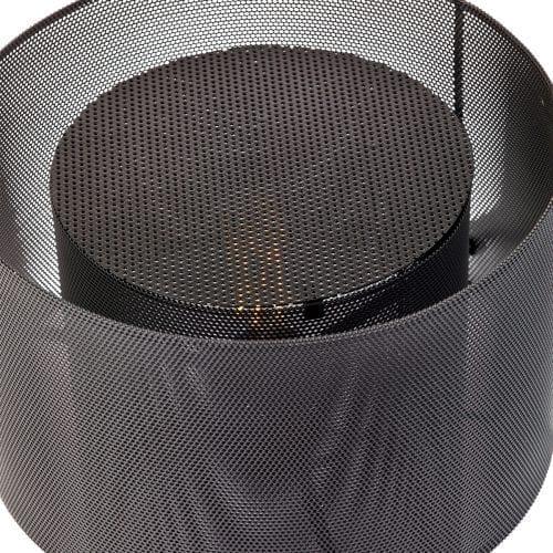Cyla asztali lámpa-Matt fekete-582