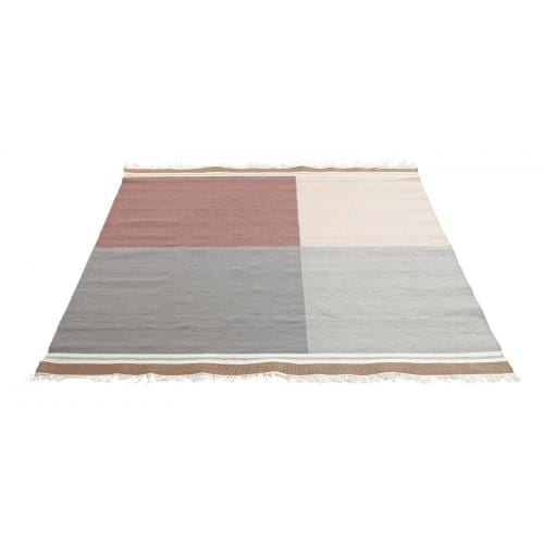 Albacete rug - Rose OUTGOING*-0