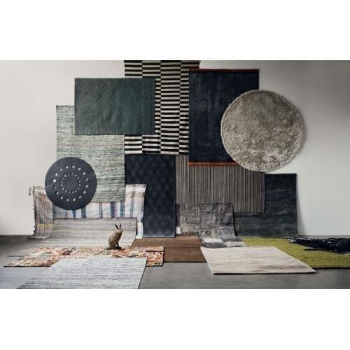 Bossa szőnyeg – Ø200 cm – Fehér-8587