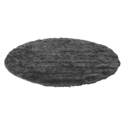 Bossa szőnyeg - Ø200 cm - Világosszürke-0