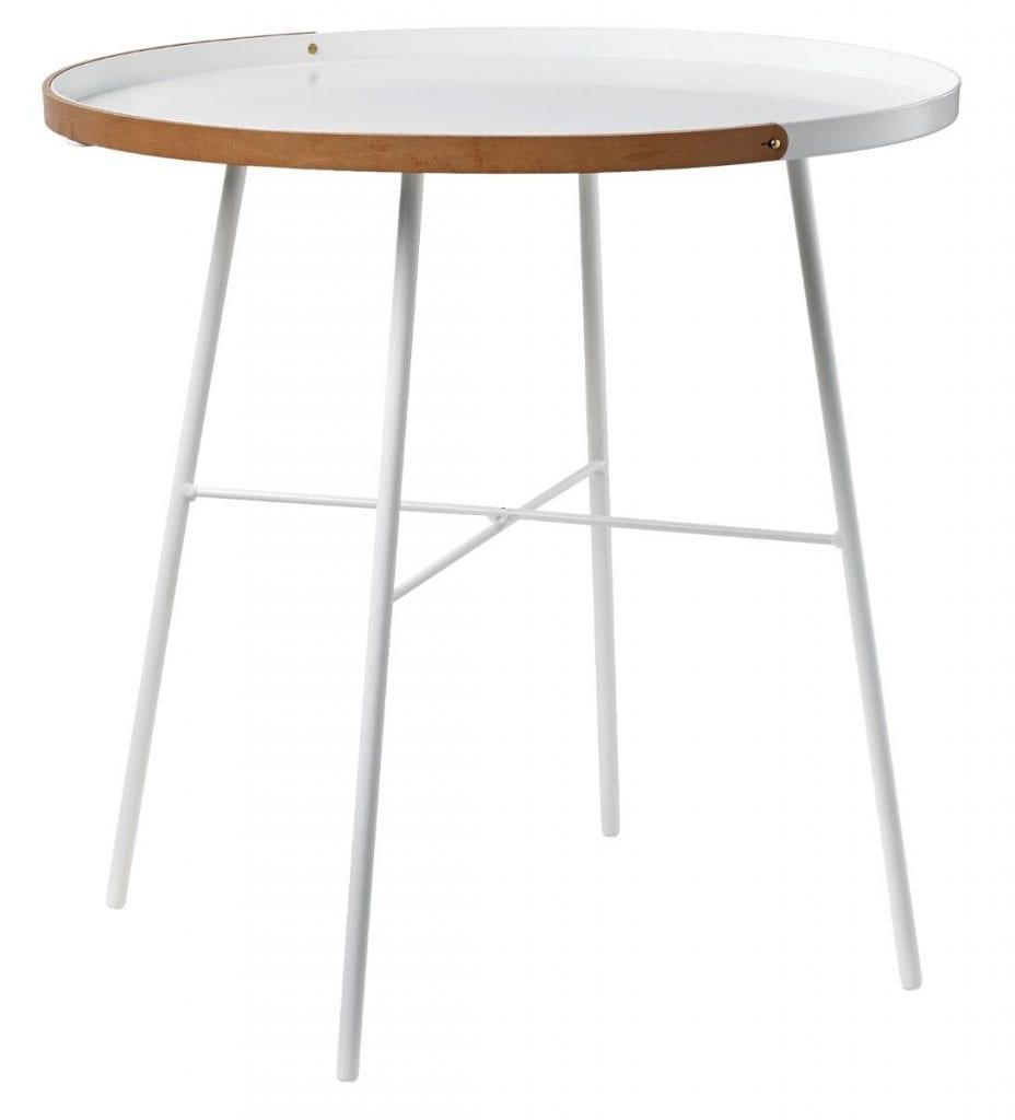 Carry on kisasztal Ø50 - Fehér-0