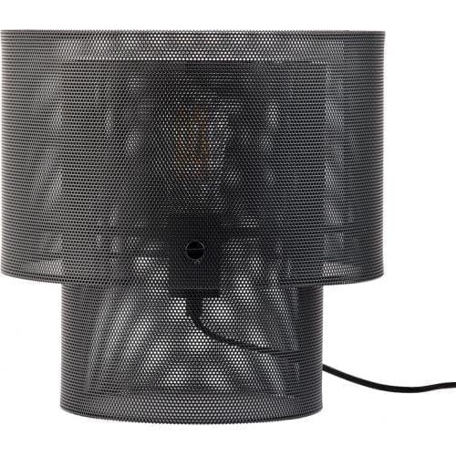Cyla asztali lámpa-Matt fekete-0