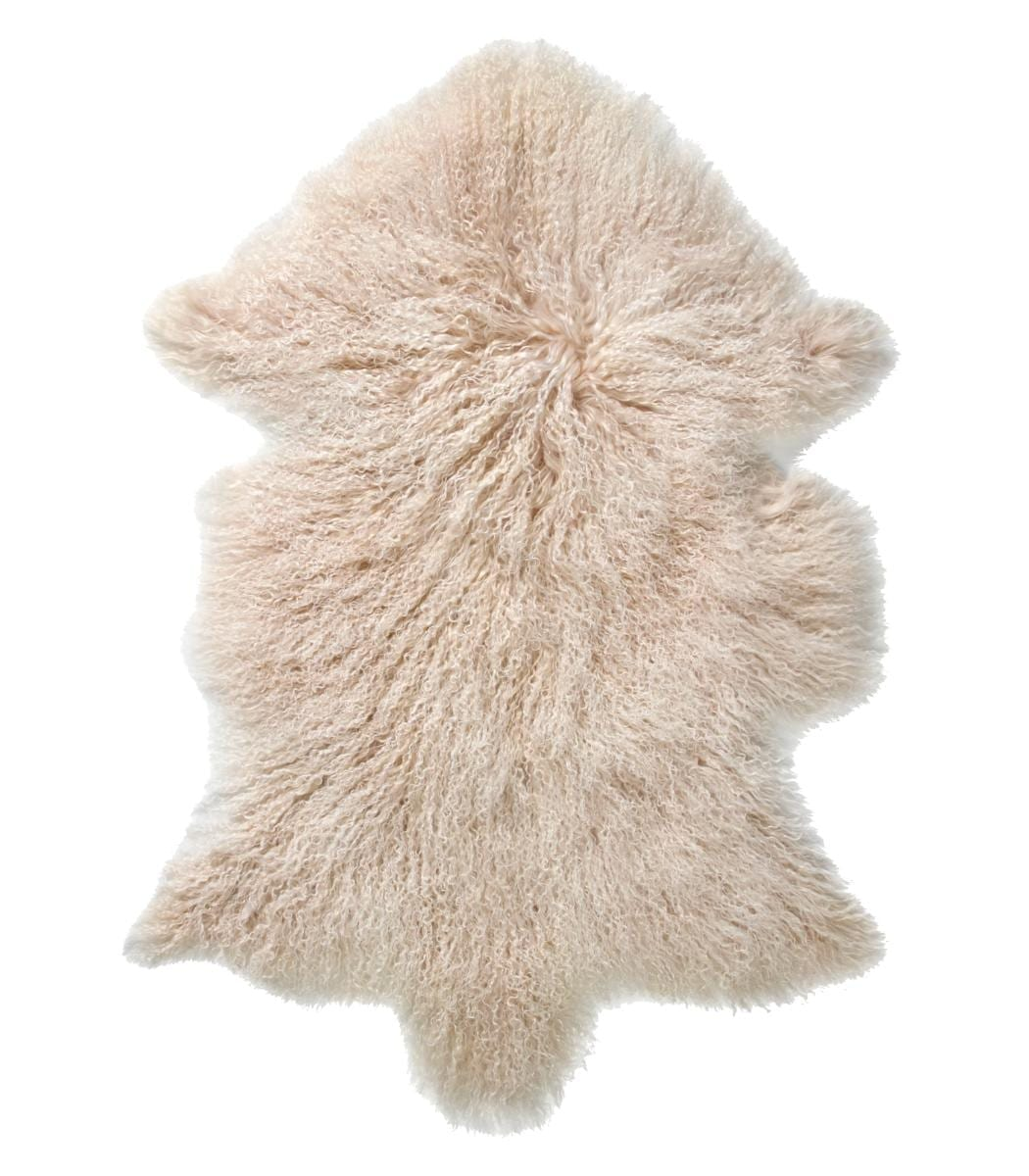 Everest Sheepskin Longhair - Arctic-0