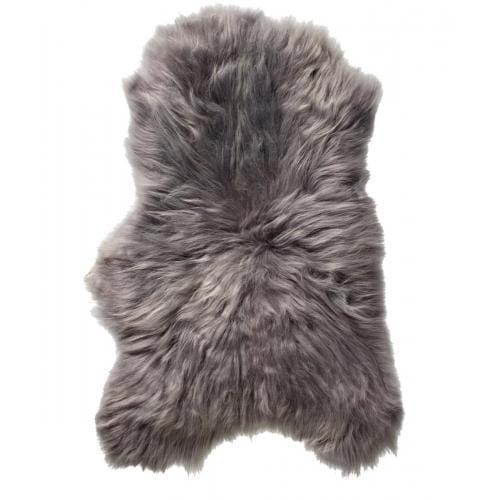 Kattla Lambskin Longhair - Grey Brisa-0