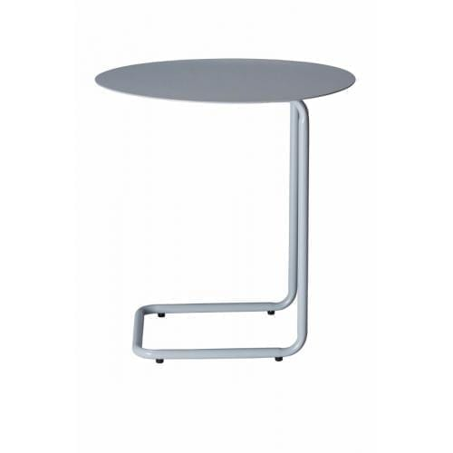 Mera Side table - Light grey-0