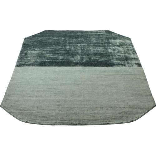 Mezzo rug - Aqua-0