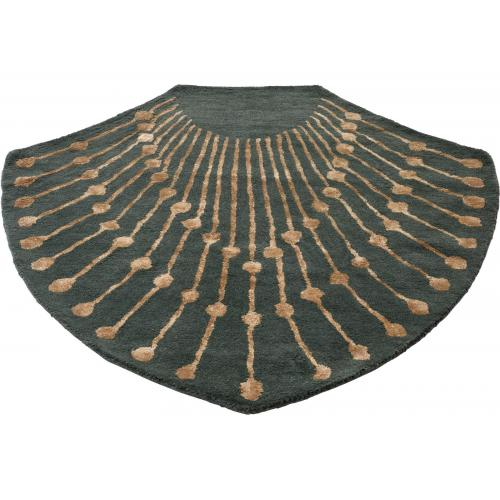 Pavone rug 135x150 cm OUTGOING*-0