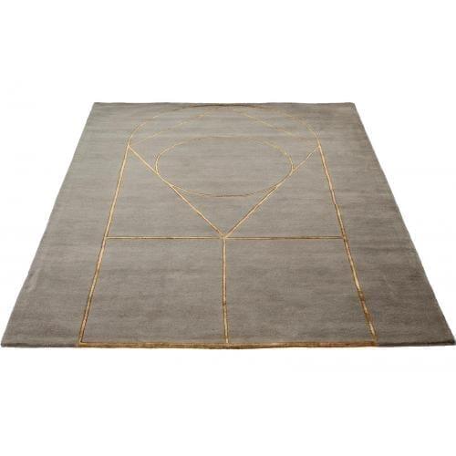 Simbolo szőnyeg-Szürke-0