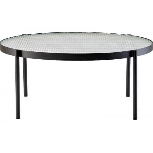 Tab Round dohányzóasztal - Magas-0