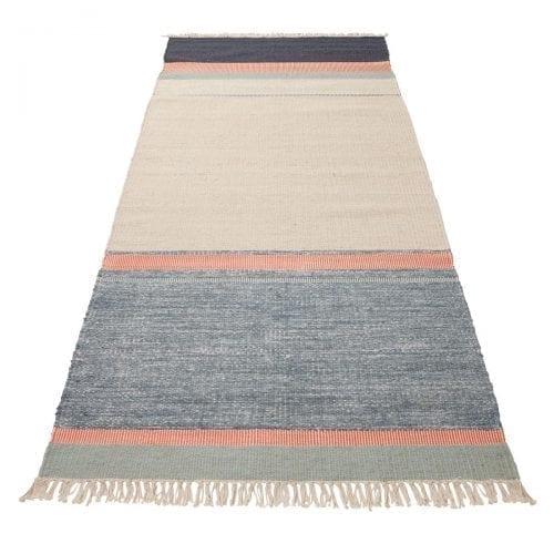 Twine szőnyeg - 80x250 - Kék Mix-0