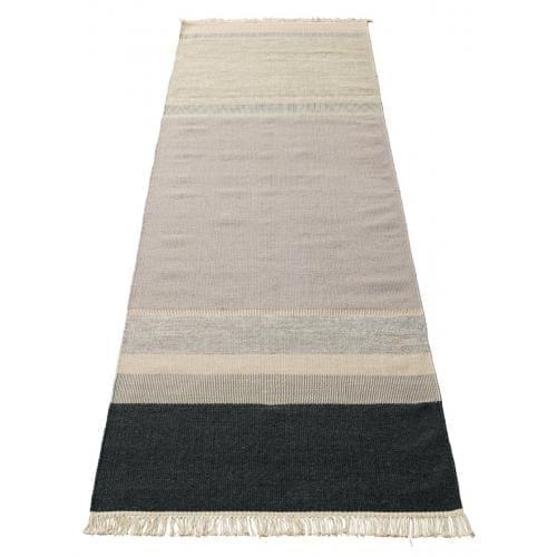 Twine rug - 80x250-Grey Mix-0