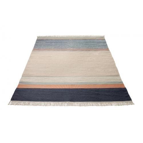Twine rug - 170x240-Blue Mix-0