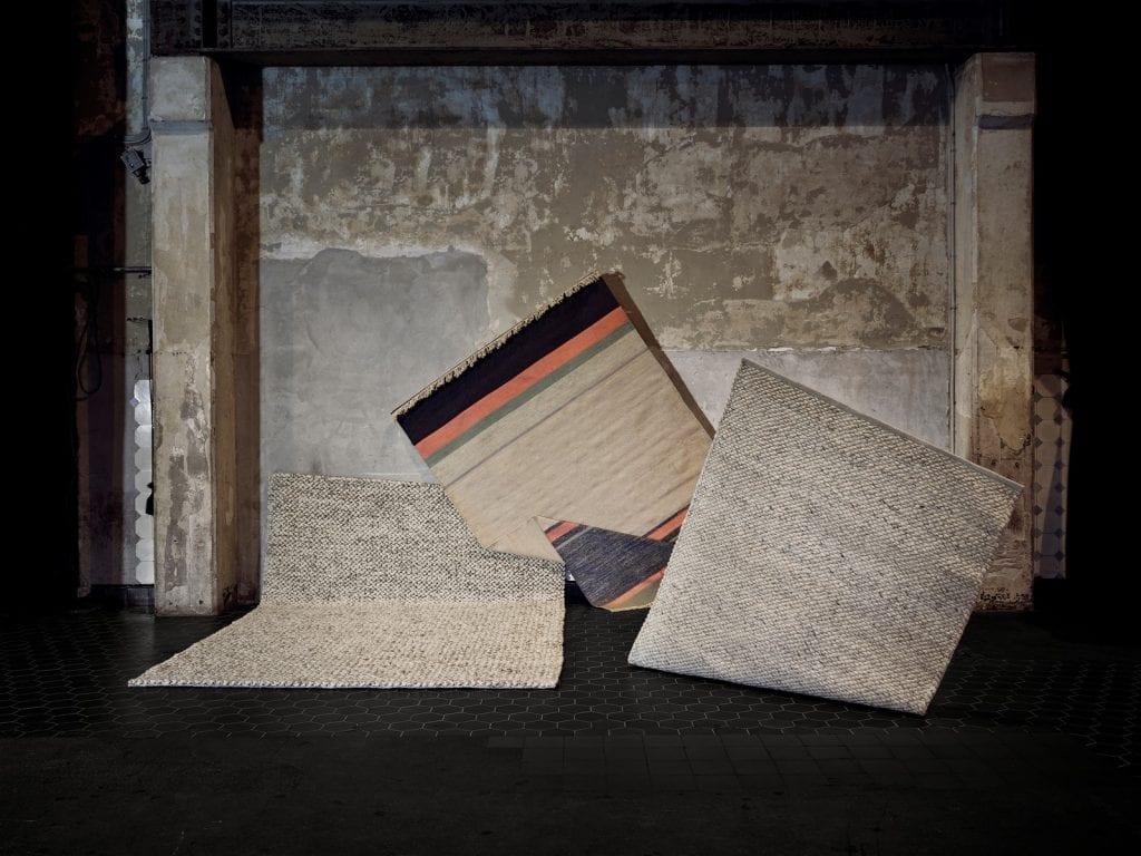 Twine szőnyeg - 170x240 - Szürke Mix-110