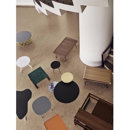 Eclipse dohányzóasztal – Fehér-1475