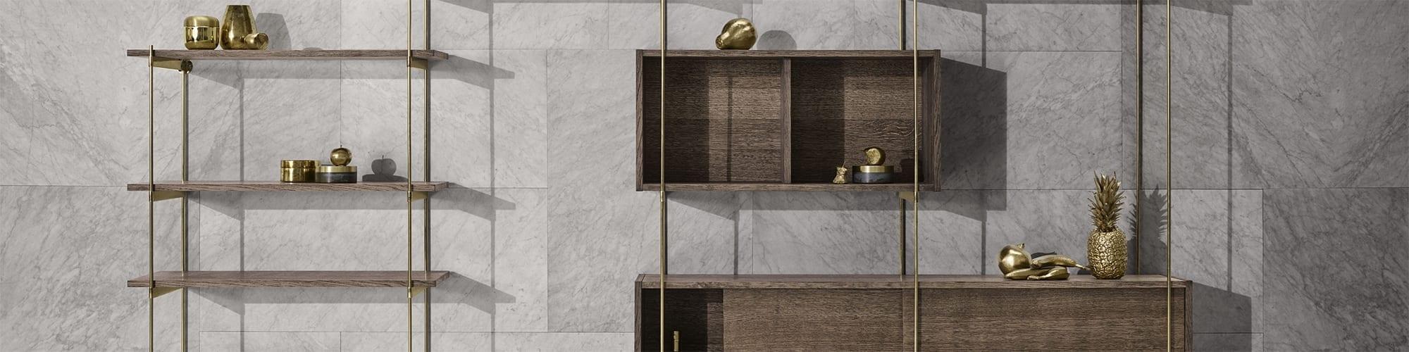 Shelf & Cabinet