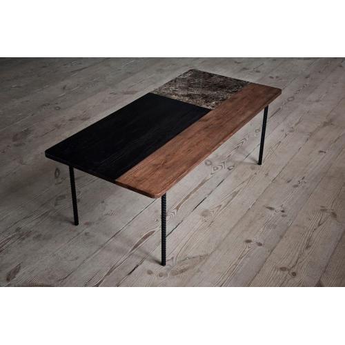 Symbiosis Square dohányzóasztal KIFUTÓ*-1653