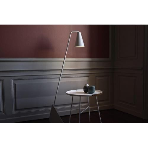 Carry on Side table Ø50 – White-3054
