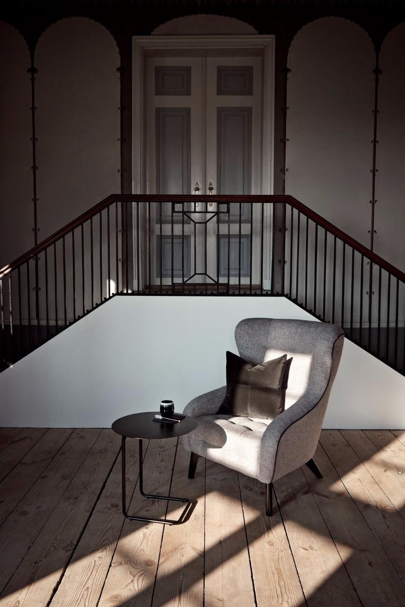 Mera kisasztal - Fekete-1541