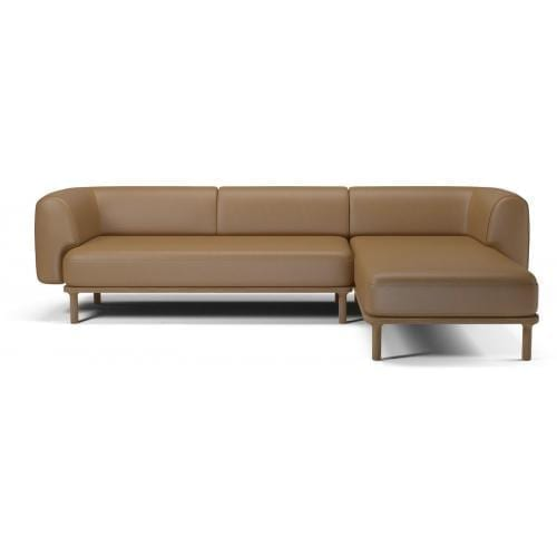 ABBY 3 Személyes ülőgarnitúra lounger-0