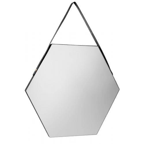 Vora falitükör - Fekete tölgy-0
