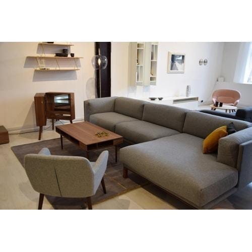 COSY 3 Seater sofa with chaise longue – Showroom furniture-6947