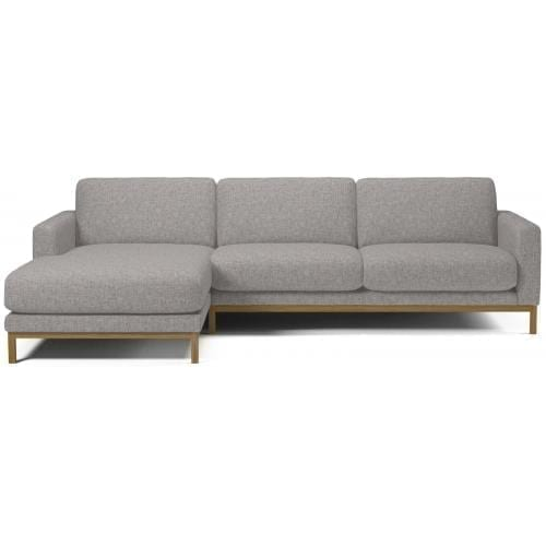 NORTH 3 seater sofa with chaise longue-4533