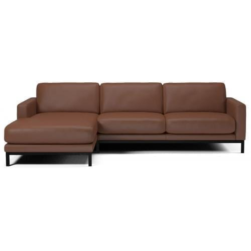 NORTH 3 seater sofa with chaise longue-0
