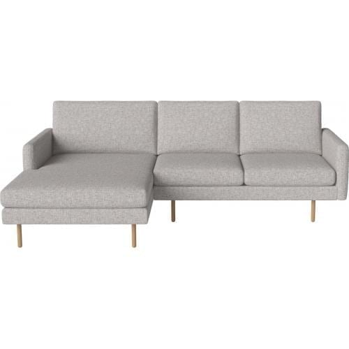 SCANDINAVIA REMIX 3 seater sofa with chaise longue-4762