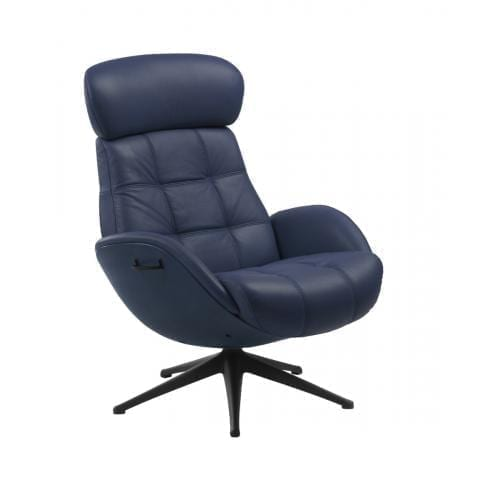 Flexlux EASE CHESTER Design chair with composite shell-25207