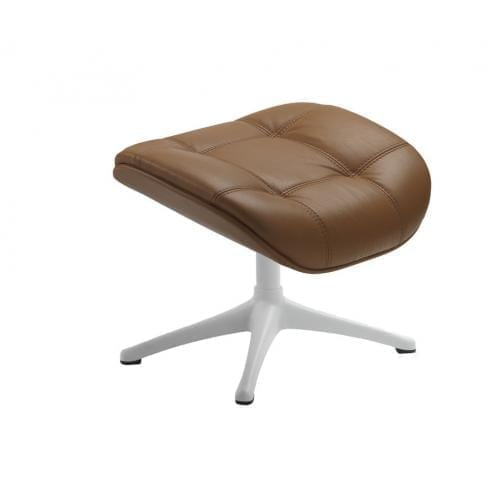Flexlux EASE CHESTER Design footrest with upholstered shell-25265