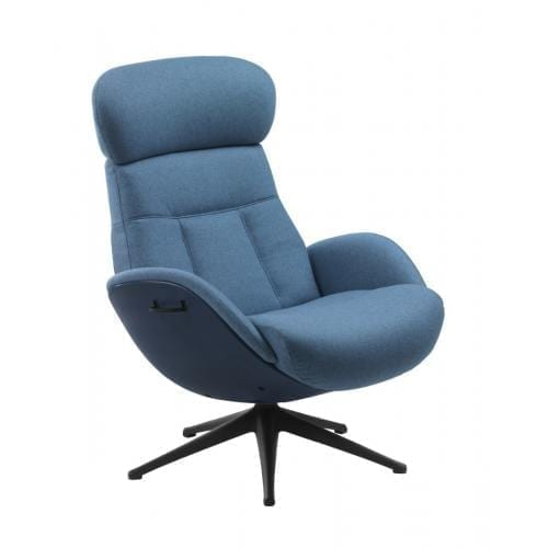 Flexlux EASE ELEGANT Design chair with composite shell-25030