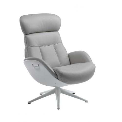 Flexlux EASE ELEGANT Design chair with composite shell-0