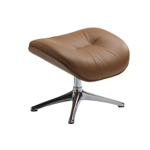 Flexlux EASE ELEGANT Design footrest with upholstered shell-25087