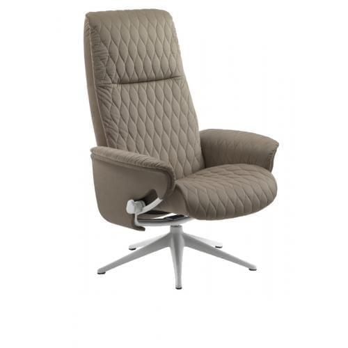 Flexlux SENSE DROPS Design fotel kárpitozott héjazattal-14414