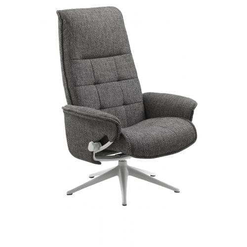 Flexlux SENSE SQUARE Design fotel kárpitozott héjazattal-14430
