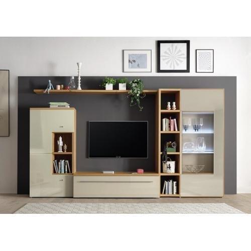 Hülsta TIME Living room combination I.-6826