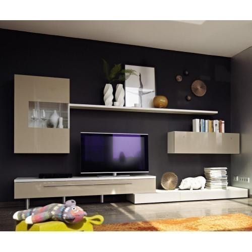 Hülsta TIME Living room combination VI.-0