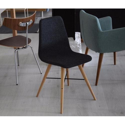 BEAVER Kárpitozott étkezőszék - Bemutatótermi bútor-0