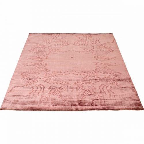 CIGNO szőnyeg - Rózsa-0