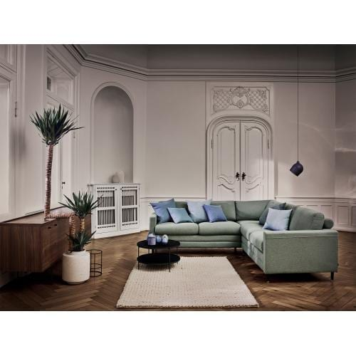 COOPER 7 seater cornersofa - high cushions-8496