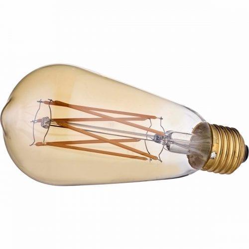 FLACHMANN LED arany izzó - szabályozható-0