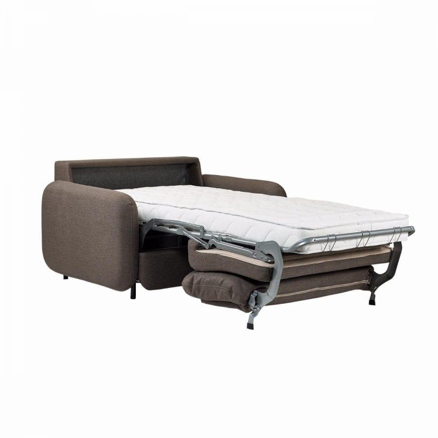 FLUFFY 1 személyes ágyazható kanapé-0