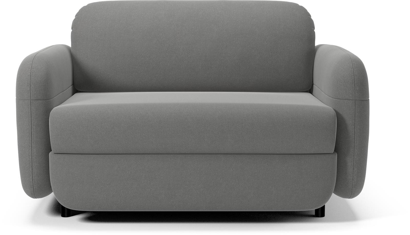 new arrival 6b2ca 69536 FLUFFY Sofa bed single