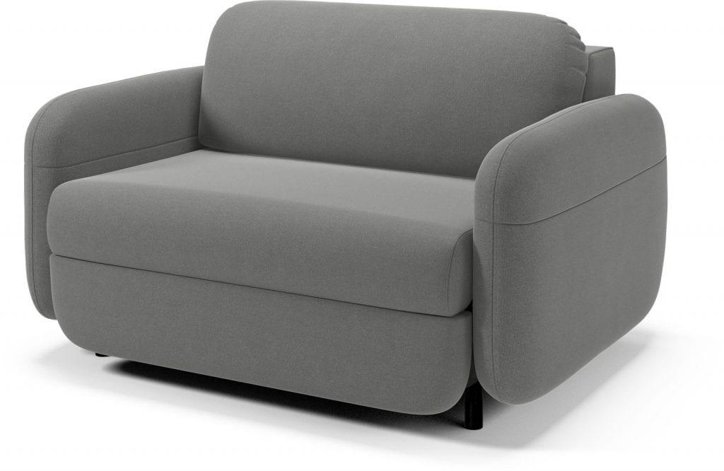 FLUFFY 1 személyes ágyazható kanapé-7829