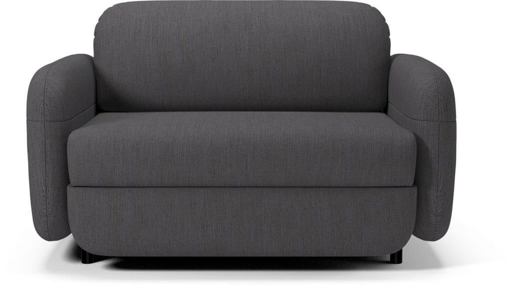 FLUFFY 1 személyes ágyazható kanapé-7832