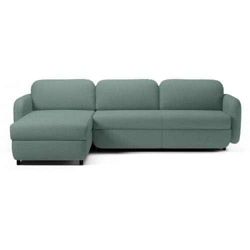 FLUFFY 3 seater sofa bed with chaise longue-0
