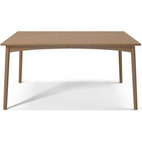 MEET Étkezőasztal 140 cm + MEET Gránitlappal bővítve – Bemutatótermi bútor-7048