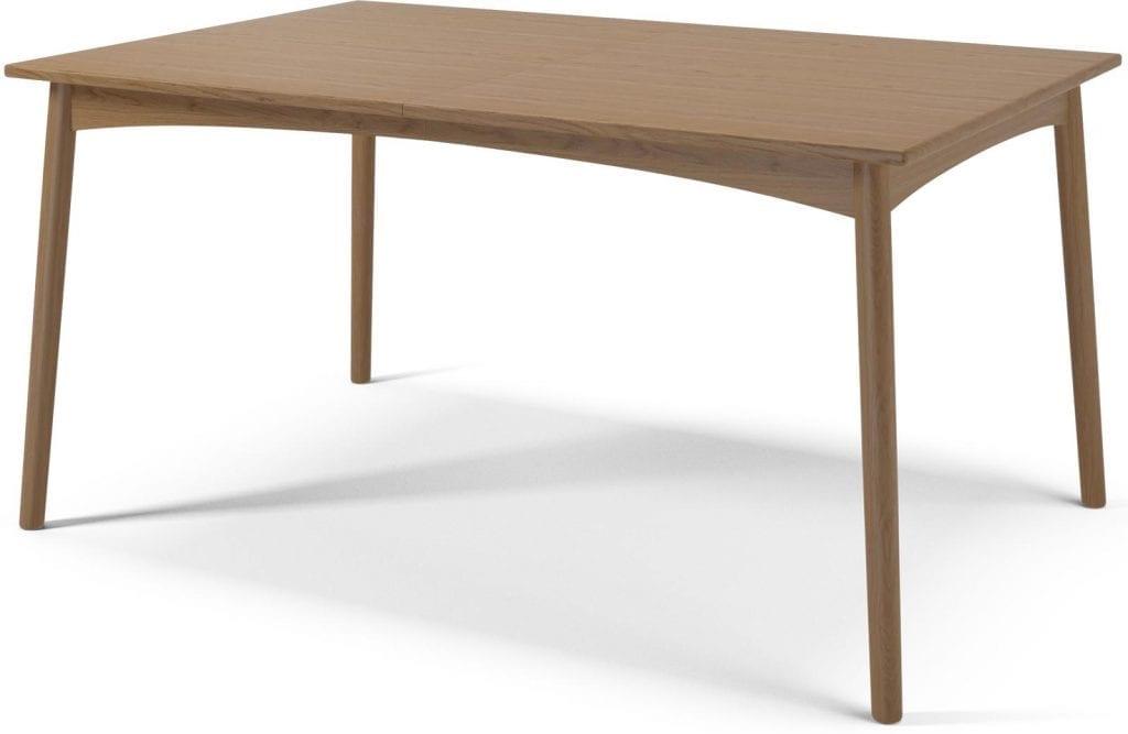 MEET Étkezőasztal 140 cm + MEET Gránitlappal bővítve - Bemutatótermi bútor-7049