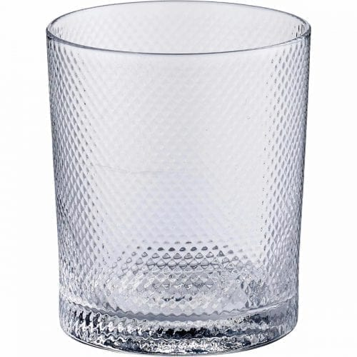 Noblesse Glass low - Transparent ruffled (6pcs)-0