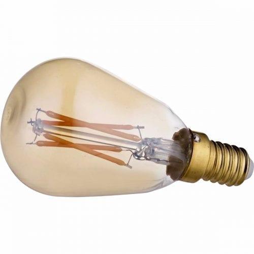 ORB Mini Arany LED izzó - Szabályozható-0